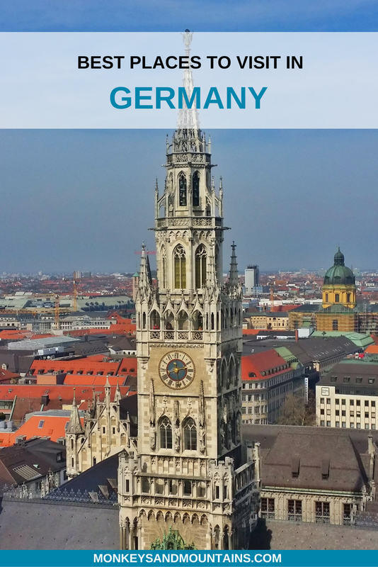 The best places to visit in Germany and the top things to see and do.
