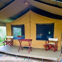 Wild Trails Yala, tented accommodation