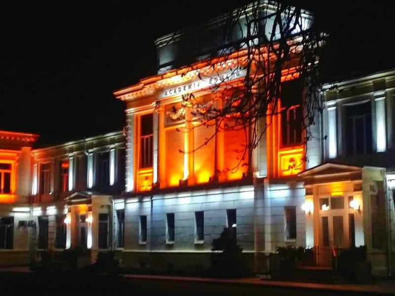 Bucharest sighseeing Romanian Academy