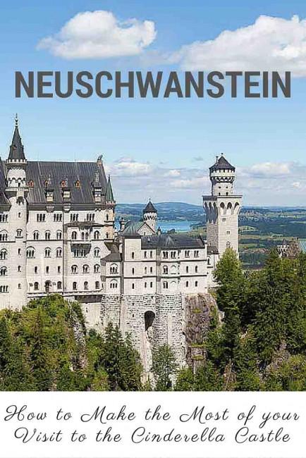 Neuschwanstein Fairytale Castle in Bavaria Germany