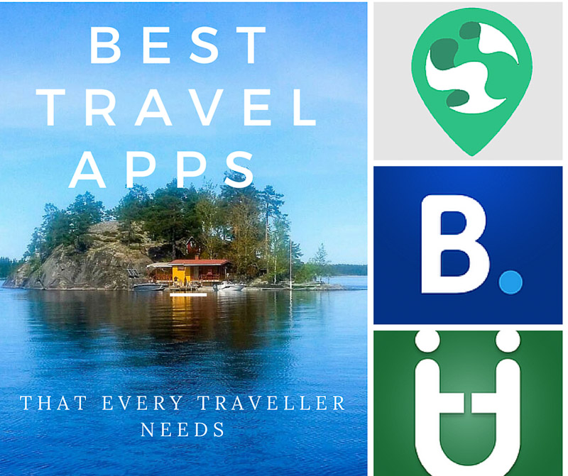 best travel apps for a stress-free vacation