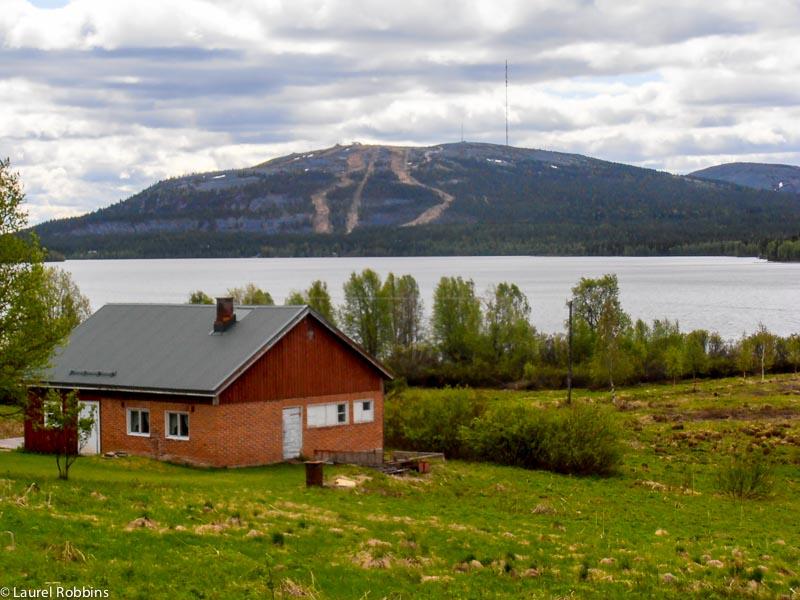 adventures of cycling EuroVelo 13 Finland -18