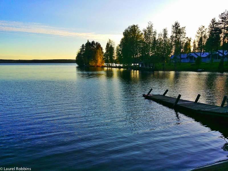 adventures of cycling EuroVelo 13 Finland -2