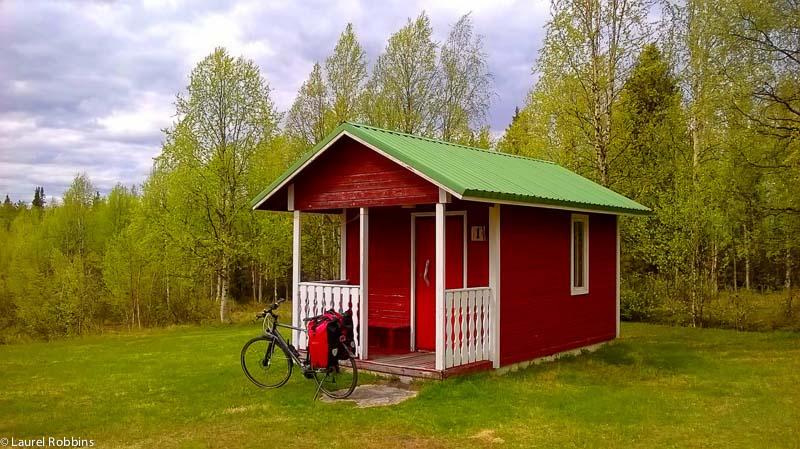 adventures of cycling EuroVelo 13 Finland -20