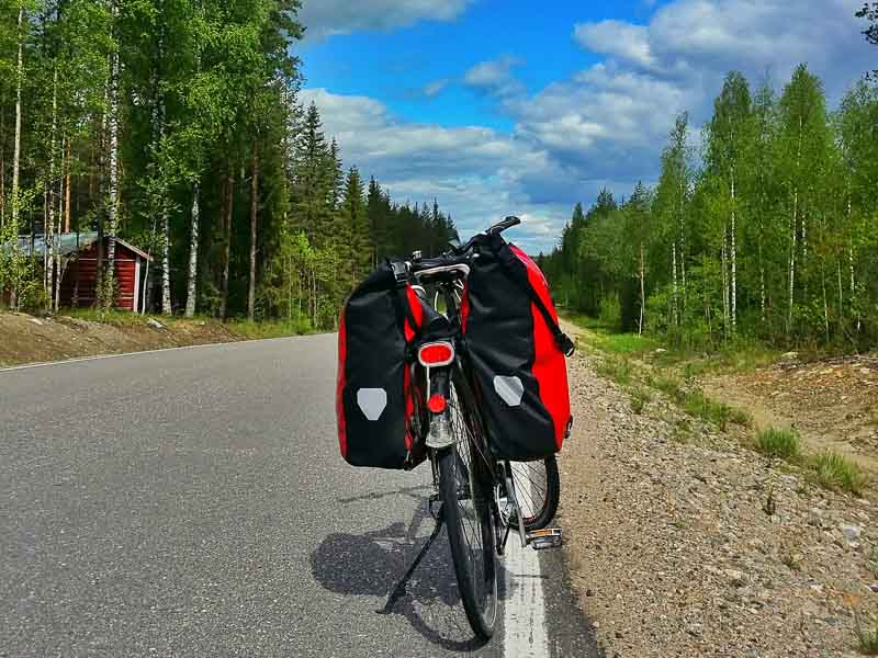 you can rent a bike in Helsinki for your adventure cycling tour in Finland