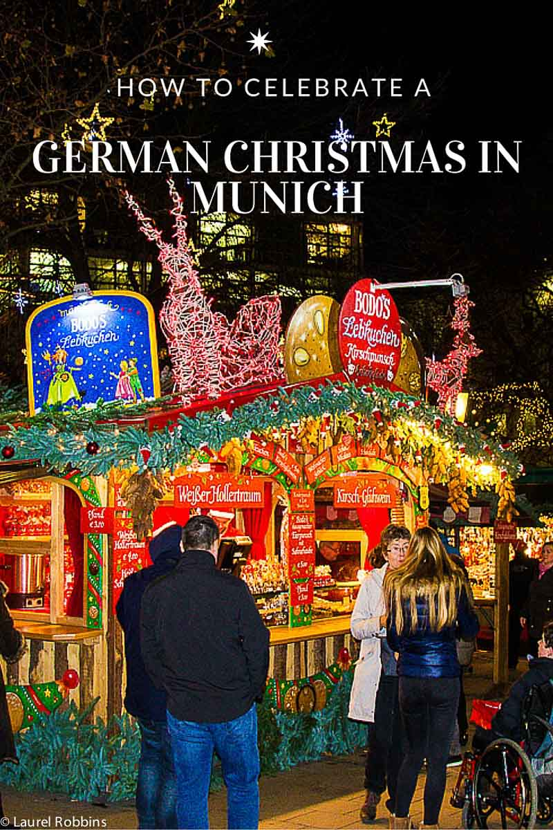 How to Celebrate a German Christmas in Munich
