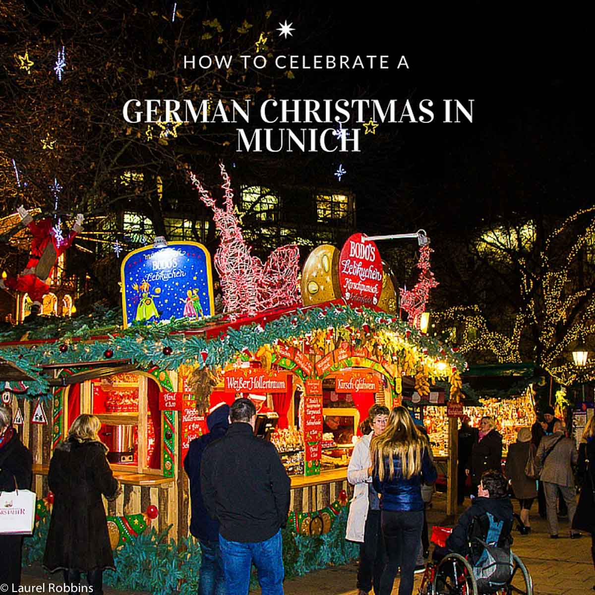 Munich Christmas Market.How To Celebrate A German Christmas In Munich