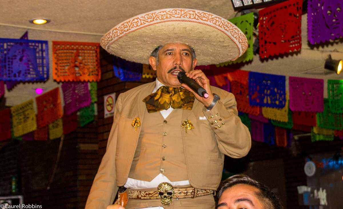 listen to Mariachi music when you're in Mexico