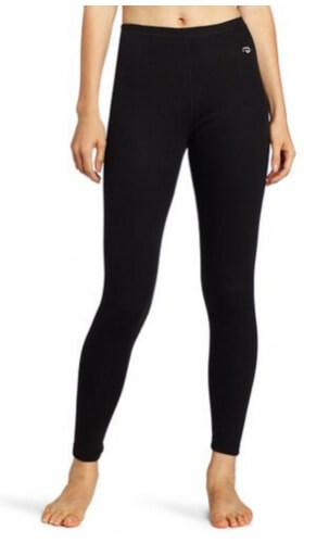 day-hiking pack list - thermal leggings for women