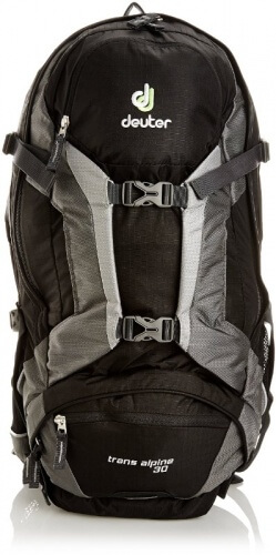 day hiking packing list: always bring a 30l backpack for your mountain adventure
