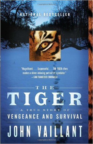 Books about tigers are exciting