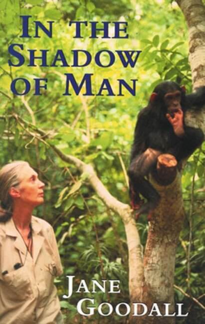 Jane Goodall has exceptional books about primates and is a great choice if you're nw to reading books about animals