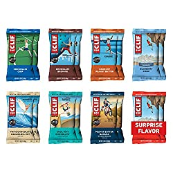 Cliff Bars are great for rigorous day hiking
