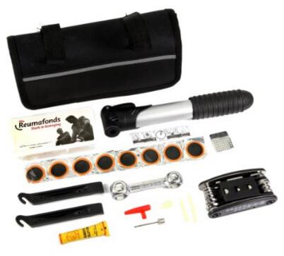 Danube cycling tour packing list cycle repair kit
