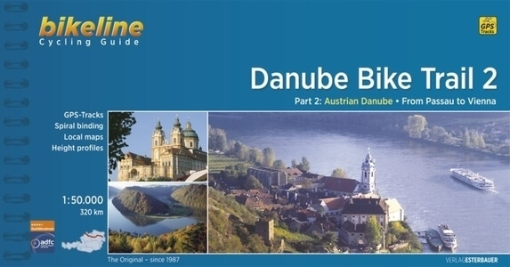 Danube cycling tour packing list cylcling atlas