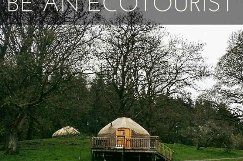 Adventures in ecotourism in Slane, Ireland