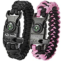 Paracord Bracelet Day Hiking