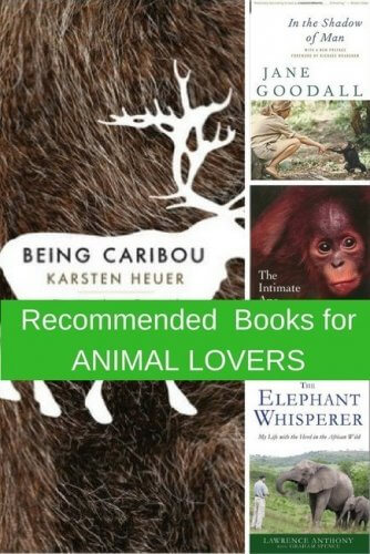 recommended books about wild animals