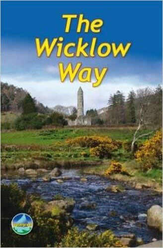 Wicklow Way map