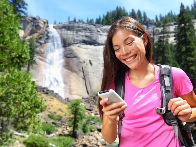 enhance your hike with these hiking apps