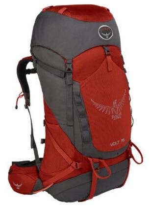 guatemala volcano hike 70l backpack