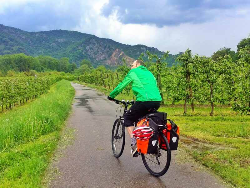 Danube River Cycle Route Passau, Germany to Vienna, Austria