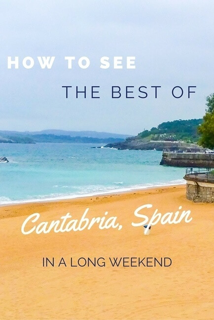 Cantabria is known as