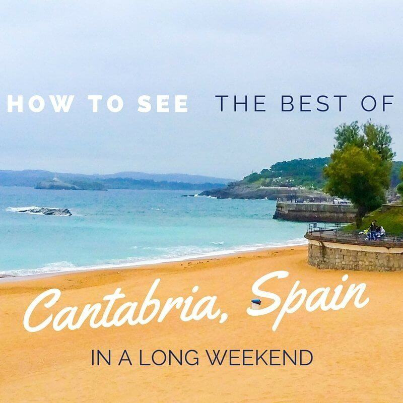 travel Cantabria in northern spain