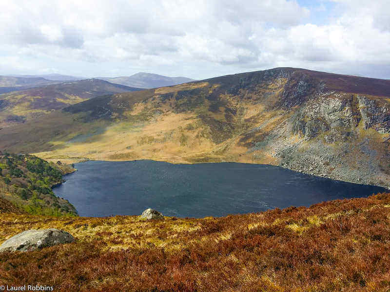 Walking the Wicklow Way in Ireland