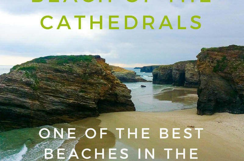 beach of cathedrals spain