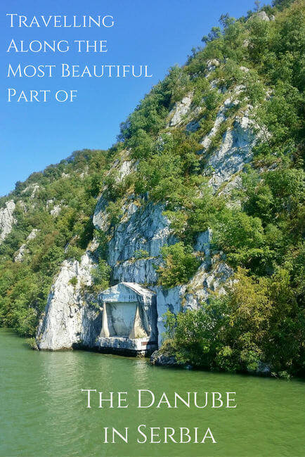 The Danube in Serbia is worth exploring whether it be by boat or by bike. The highlights include Trajan Table, Decebalus Rock Sculpture and the Kazan Gorge.