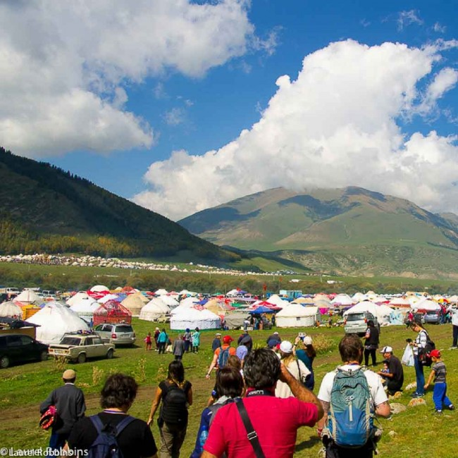 Krychn is one of the places where the World Nomad Games are held.