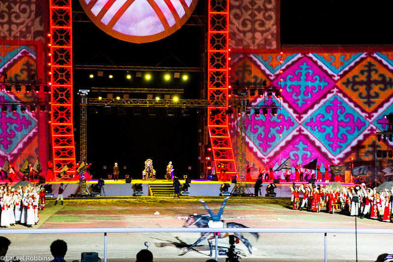 World Nomad Games Opening Ceremony.
