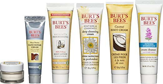 Burt's Bees Travel Sized Products make for a great eco-friendly gift
