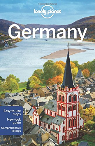 Lonely Planet Travel Guide to Germany