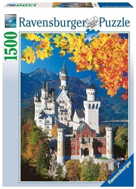 Ravensburger Neuschwanstein Castle Puzzle