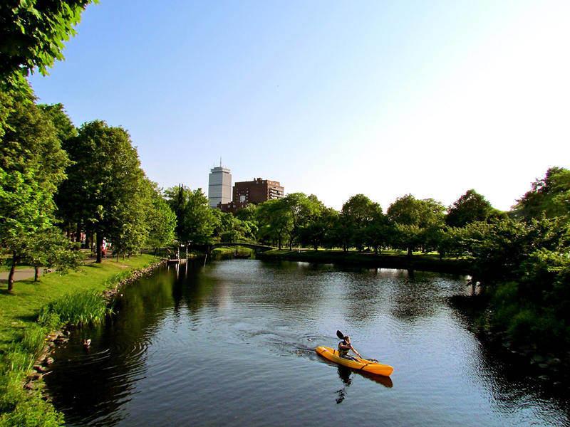 Boston is the 3rd most walkable city in the U.S.