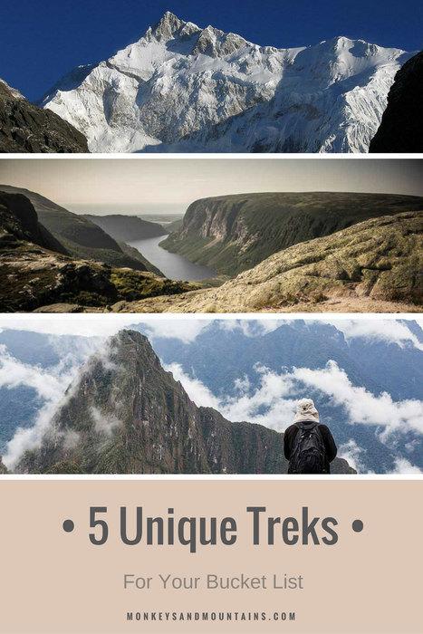 5 Unique Trekking Experiences for Your Bucket List