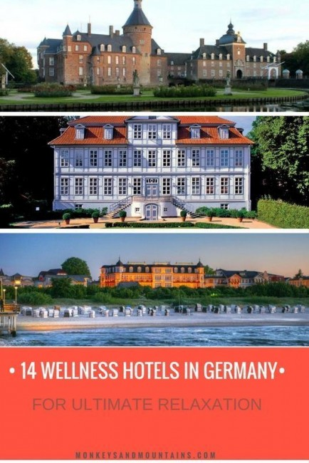 Wellness Hotels in Germany