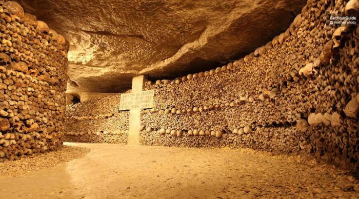 One of Paris' best sights is underground.
