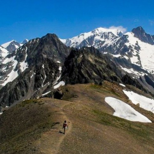 Tour du Mont Blanc self-guided hiking tour around the highest mountain Western Europe - an adventure of a lifetime!