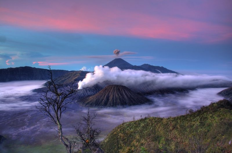 Central America is a great place for hikers with so many mountains and volcanos to explore.