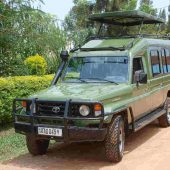 rwanda tour - transportation