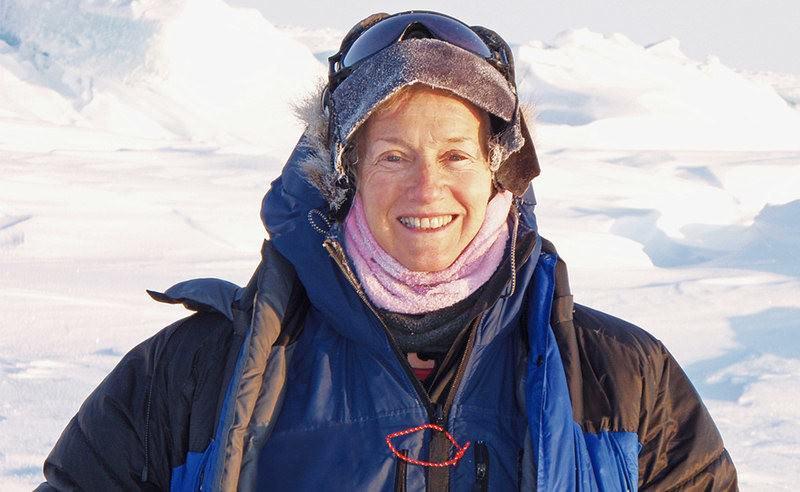 Janice Meek arctic explorer