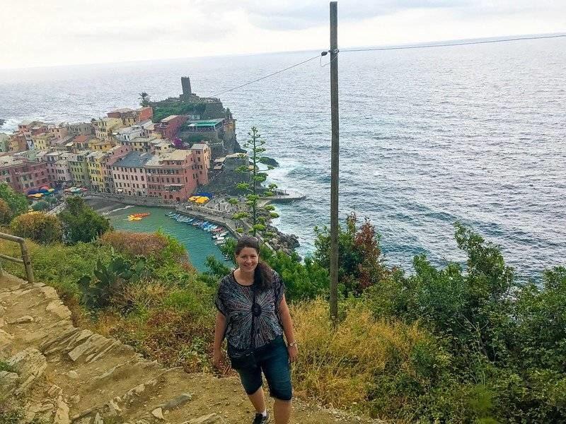 Cinque Terre Travel Tip: Hike the Coastal Path