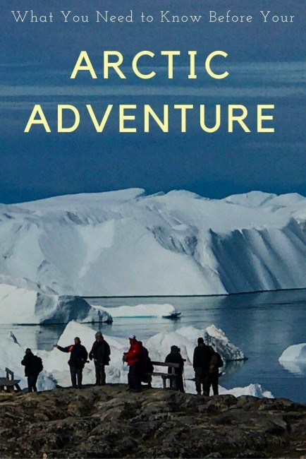 make your Arctic Adventure happen