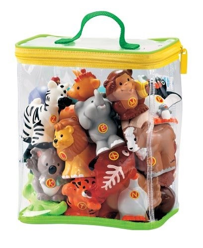 Gifr guide for animal lover kids Zoo play set
