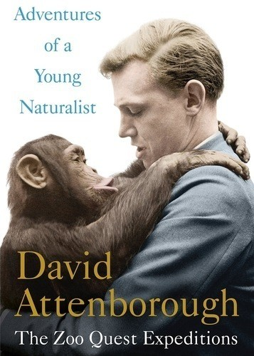 animal lovers will love reading the story of David Attenbourgh