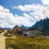 dolomites self-guided trek Italy-2