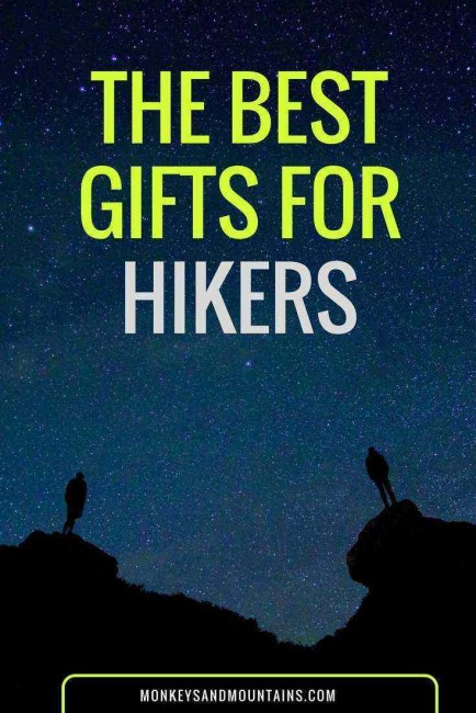 gifts that hikers will love